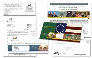 Mount Vernon direct mail letter