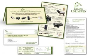 Ducks Unlimited direct mail campaign