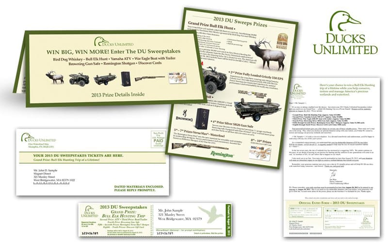 Previous Direct Mail Projects in Boston & Wilmington MA