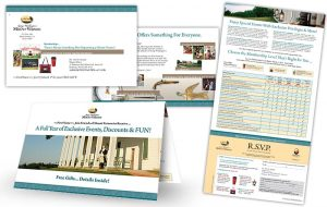 Mount Vernon direct mail campaign