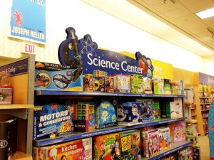 large format printing in toy store