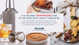 Marshalls digital print campaign