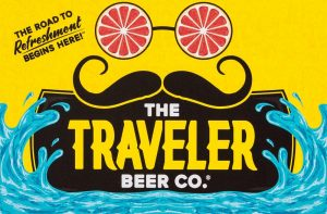 The Traveler Beer Co digital print campaign