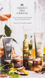 Nature's Skin Solutions direct mail campaign
