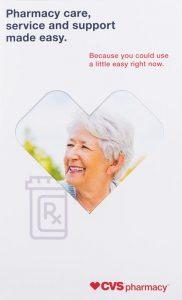 CVS Pharmacy digital print campaign