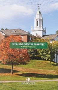 Babson College digital printing campaign