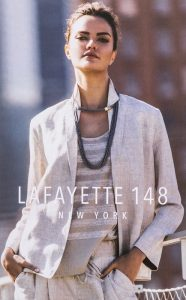 Lafayette 148 New York direct mail campaign