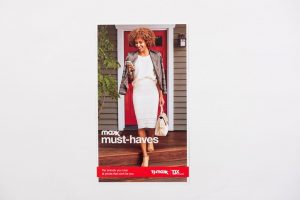 TJ-Maxx Direct Mail campaign