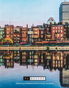 PL Boston digital print campaign