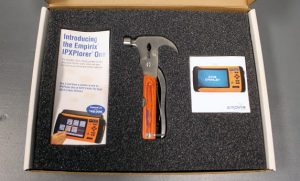 Empirix Hammer promotional item