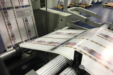 high speed digital printing